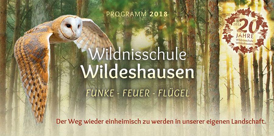 Wildnisschule Wildeshausen Programm 2018
