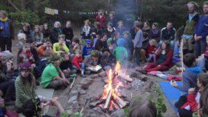 Wildnispädagogik Gemeinschaft