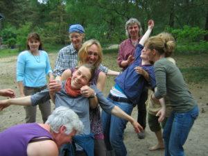 Gemeinschaftsbildung Friedensstifter Tradition