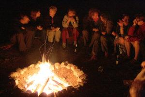 Wildnis Festival Gemeinschaft