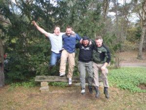 Wildnispädagogik-Teamtraining