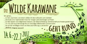 Wildnisschule Wilde Karawane
