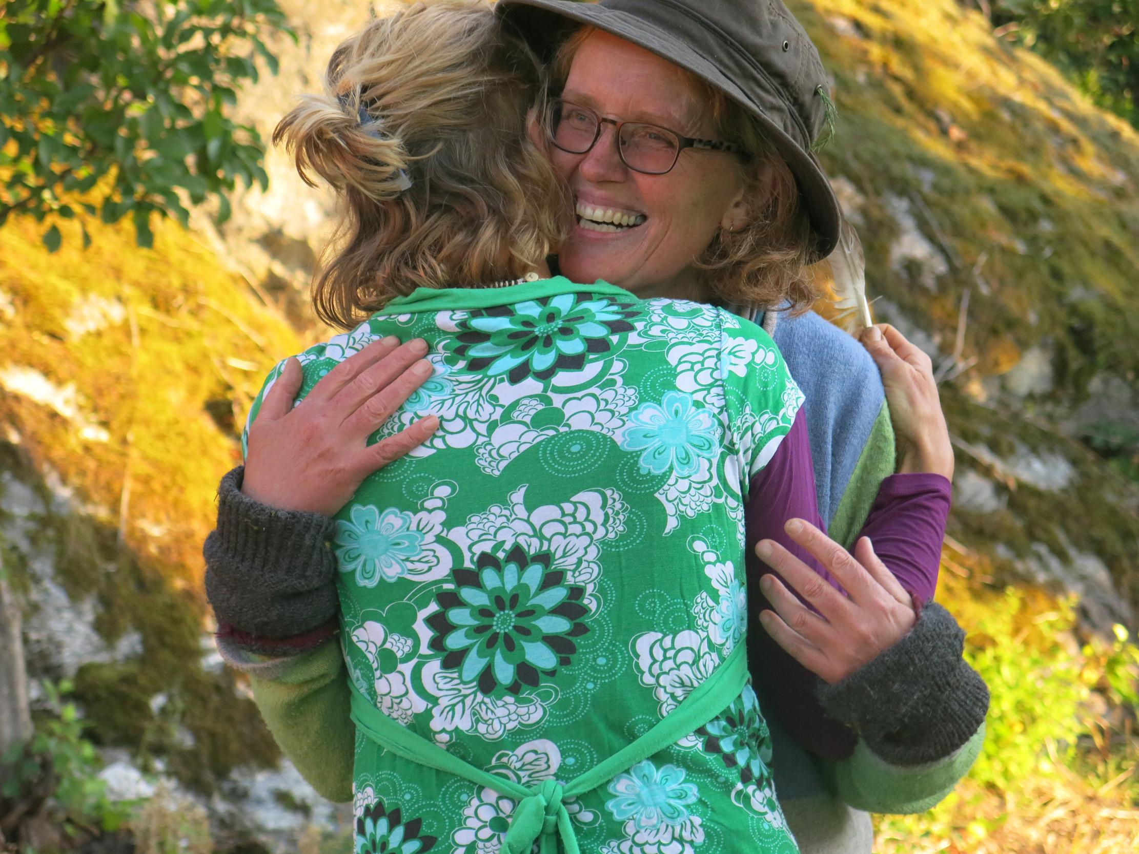 naturverbundene Ritualarbeit für Lebensübergänge begleiten