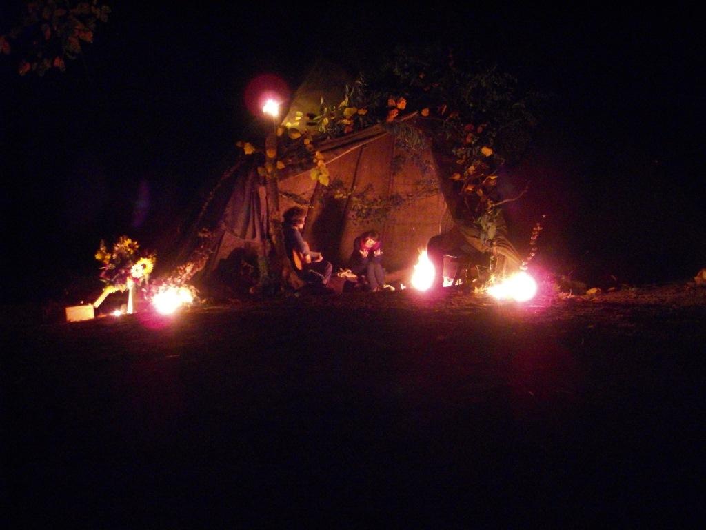 Rituale im keltischen Jahreskreis für Heilung und Wachstum, um die Gaben zu stärken