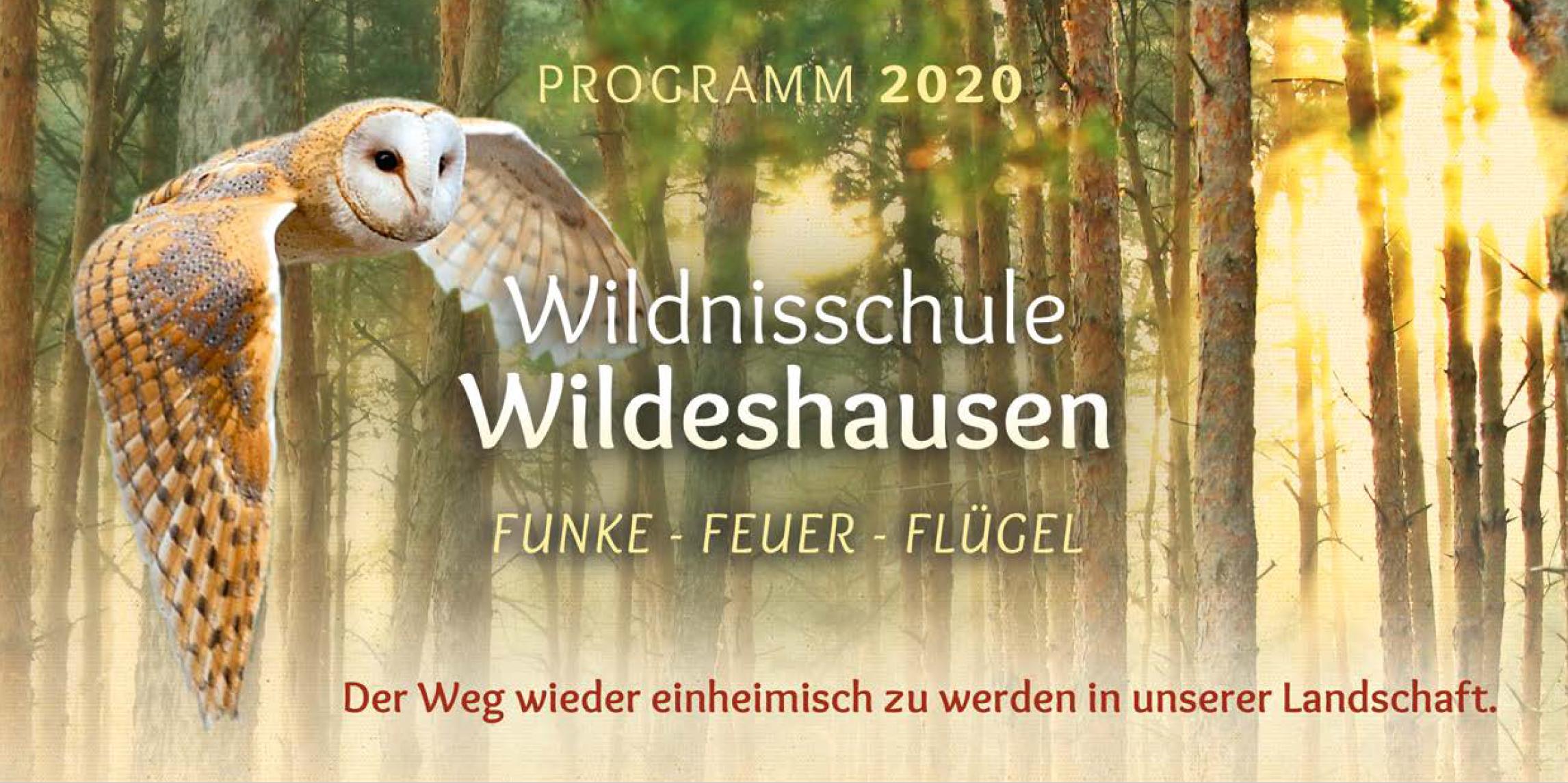 Wildnispädagogik mit Coyotementoring und Leadership und Ritual